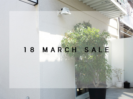18 MARCH SALE
